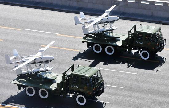 深度:中国陆军炮兵炮射无人机 可自动搜敌坦克