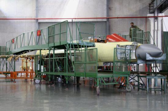 巴基斯坦开始生产JF-17升级版BLOCK2战机