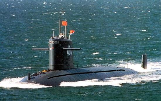 在1994黄海危机时,整个海军只有091型核潜艇能对美军航母编队展开追踪