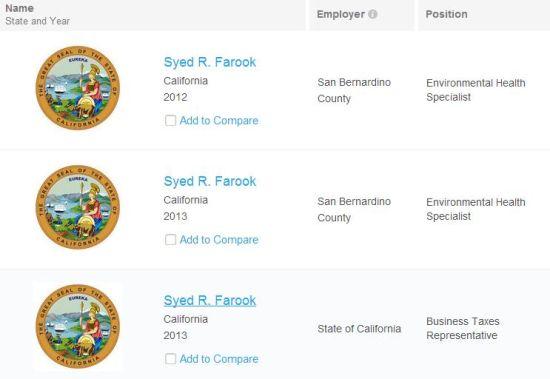State Record显现的法鲁克的待业资讯