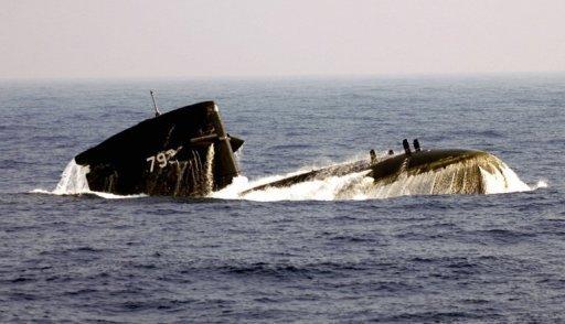 台湾老式潜艇将首装西方最先进反舰导弹