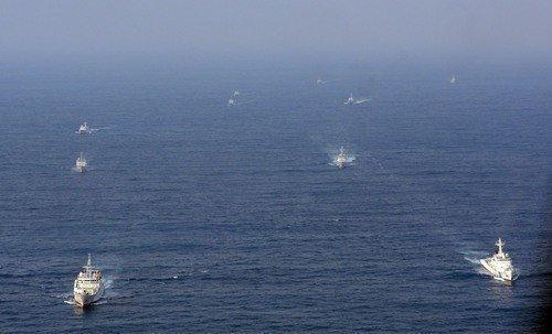 港媒称中国巡航钓鱼岛打游击日防守成本高昂