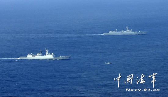 美媒称毛泽东思想影响中国海军对美作战构想