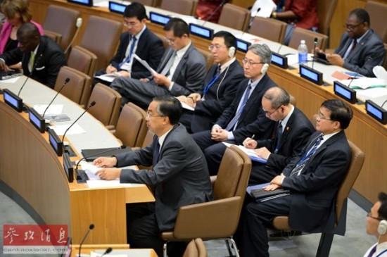 美参议院决议敦促中国南海问题上保持克制