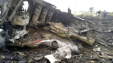 台媒称马航客机遭击落致俄罗斯与西方关系紧张