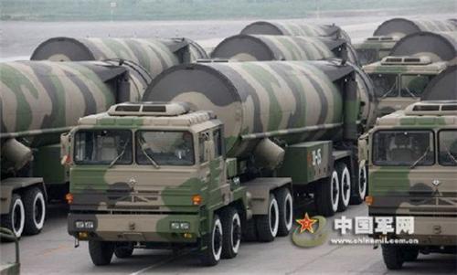 外媒:中国新型导弹CSS-20可重创美军基地