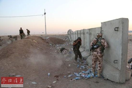 外媒:美军空袭伊拉克行动接二连三