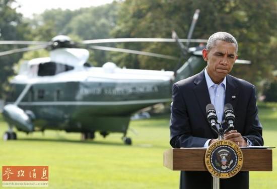 外媒:美国承认无法快速解决伊拉克危机