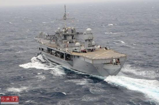 """港媒:美国试图给中国贴上""""海上不法之徒""""标签"""