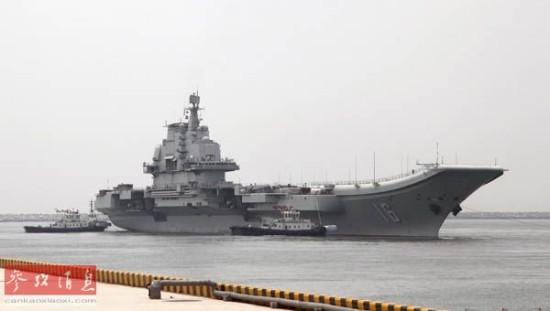 美称中国航母舰载机阵容有局限还缺2种重要装备