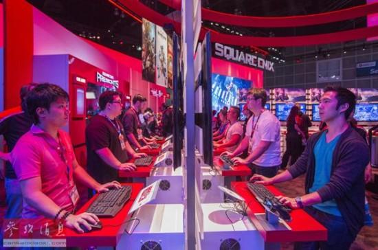 西媒:玩电子游戏能增加脑容量避免老年痴呆