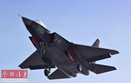 美军认为歼31性能接近F-22专家却称只是2流