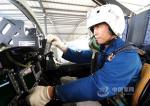 空军功勋飞行员李峰:惊心动魄的104秒