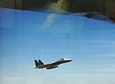 日F-15J逼近我巡视机