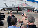 老美又下线一架F-35B