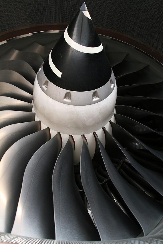 图文:a380发动机叶片_新浪航空航天