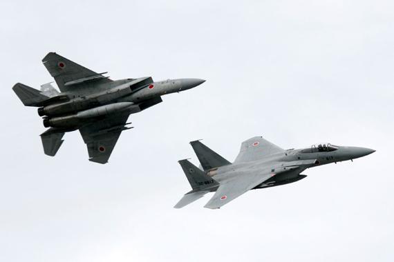 图文:日本08年将整体升级现役F-15J机群