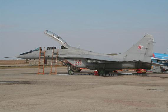 图文:俄担心FC-1会影响米-29战机销路
