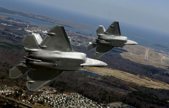 中国五代战机遭轻视:不值得F-22增产应对(图)