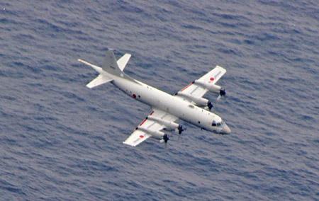 媒体称日本派巡逻侦察机前来迎接中国深圳号