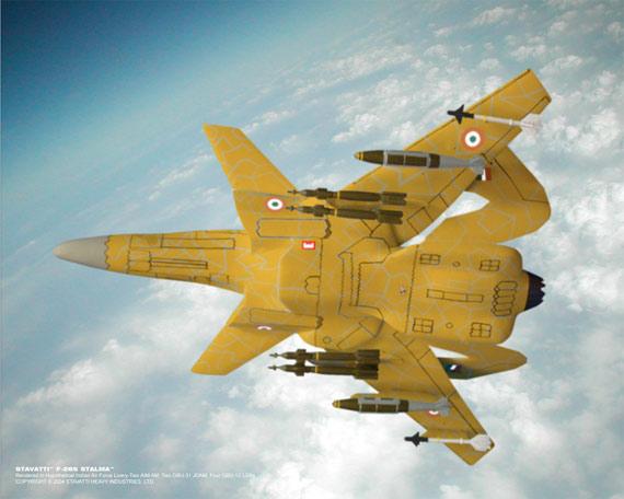威胁中国:亚洲隐身空军时代即将来临(组图)
