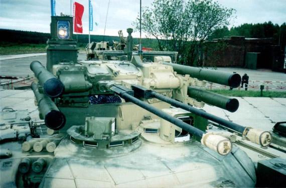 俄军接受车臣战争教训购BMPT作为主战武器(图)
