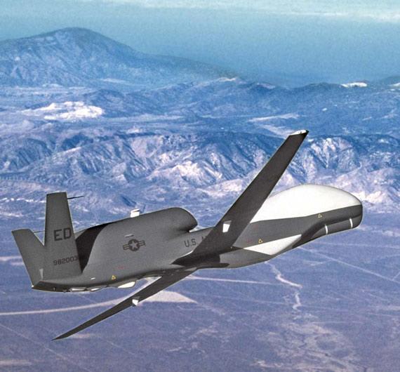 美军无人机使用激增飞行时间超50万小时(组图)
