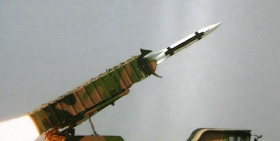 揭秘解放军红旗-12防空导弹:射程50公里(组图)
