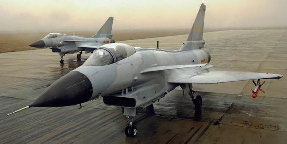美国防情报局估计中国未来需要1200架歼10战机