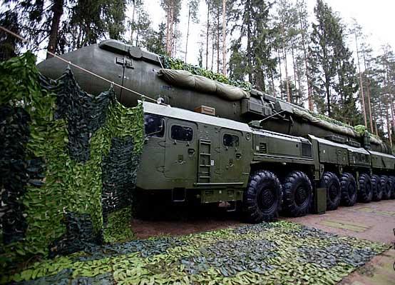俄媒称中国DF31误差300米可装3个15万吨分弹头