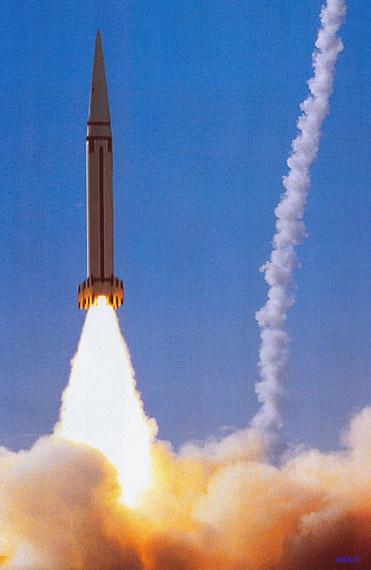 美国专家称卫星照片显示中国新建两处导弹阵地