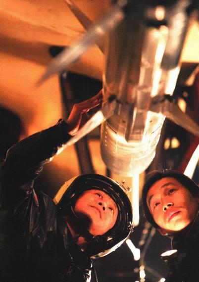 简氏称中国亮相新外贸空空导弹用主动雷达制导