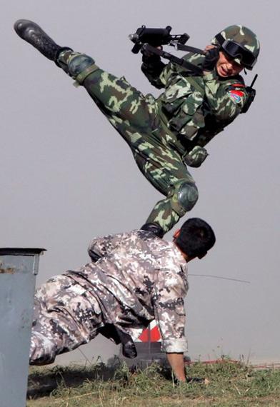 美国FBI要帮北京奥运反恐已派出安保专家(图)