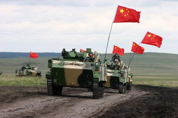 台军要用564装甲旅对付解放军空降战车特攻(图)