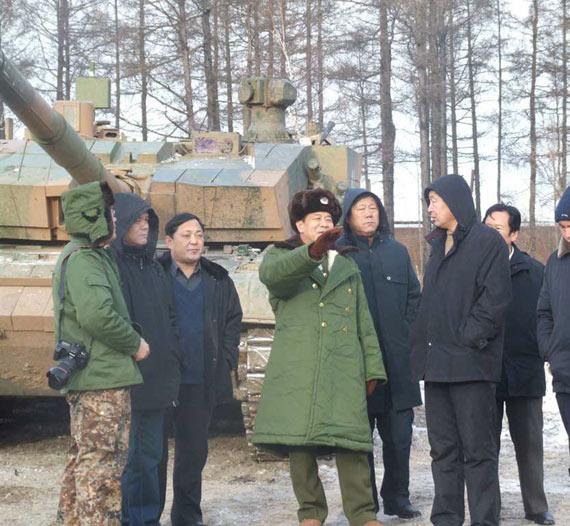 解放军有能力实施大规模集团坦克作战反击侵略