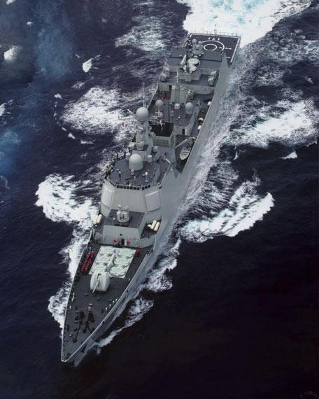 马岛战争对海军远洋作战四点重要启示(图)