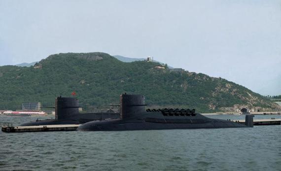 汉和称中国094核潜艇导弹数相当于美60年代水平