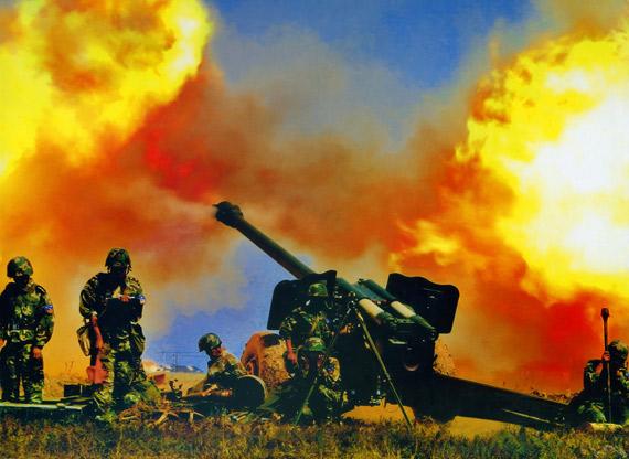 解放军首次公布兵力数据:陆军有18个集团军