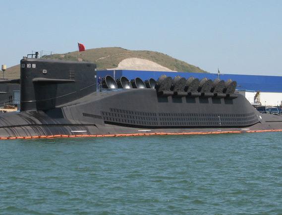 美称解放军提升潜艇战力遏制美军干预台海冲突