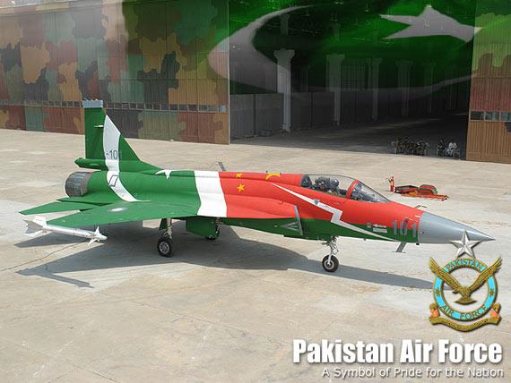 巴基斯坦空军已经接收6架FC-1/JF-17战斗机