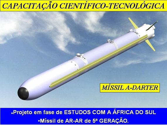 美智库称中国五代空空导弹技术来自南非(组图)