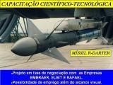 图文:南非r-darter空空导弹其原型为以制德比导弹