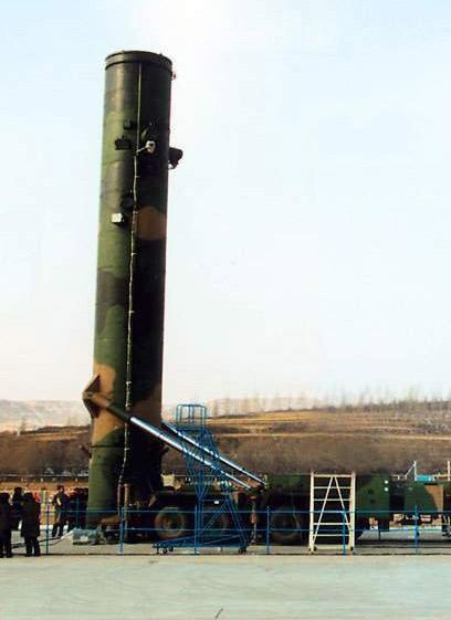 印海军高官:中国导弹能打到世界任何地方(图)