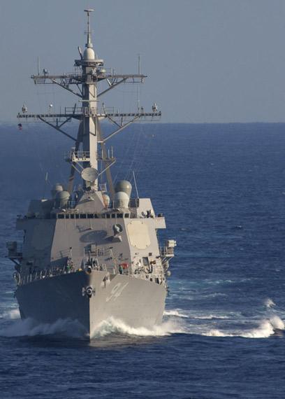 图文:全部62艘阿利-伯克级战舰建造时间长达22年