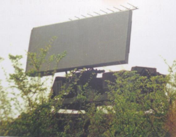 图文:JY-11中低空三坐标监视雷达