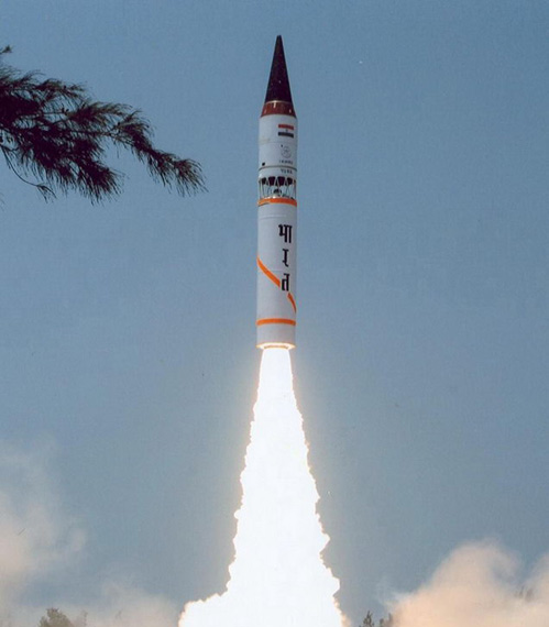 印度媒体:中印正耗巨资进行秘密核军备竞赛