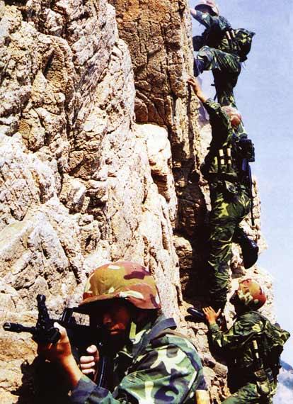 美国称中国缺大运输机使特种部队战斗力受限制