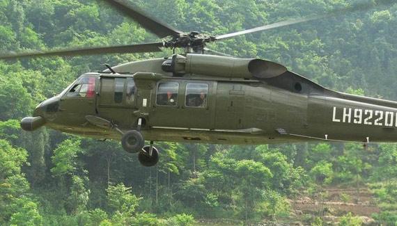 专家:中国直升机呈万国牌现状数量严重不足