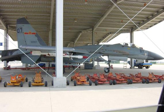 苏霍伊总裁:中国新型歼-11B不是俄战机复制品