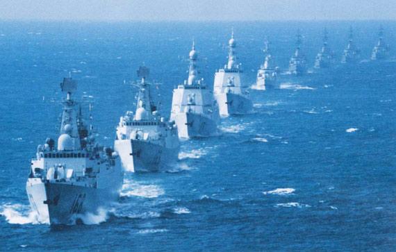 专家称中国军力建设不应以赶超美国为目标(图)
